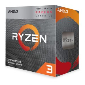 AMD Ryzen™ 3 3200G With Radeon™ Vega 8 Graphics AM4 Processor