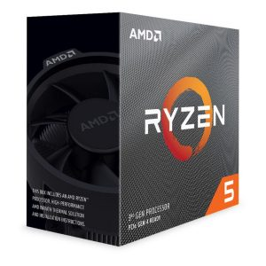AMD Ryzen 5 3600 Desktop Processor With Wraith Stealth Cooler