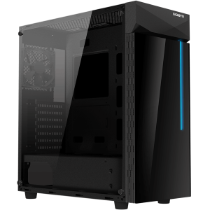 Gigabyte C200G Tempered Glass PC Case