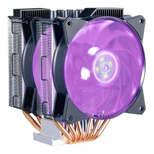 Cooler Master MasterAir MA620P Dual Tower Heatsink – CPU Cooler – MAP-D6PN-218PC-R1
