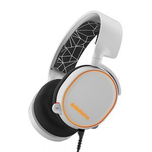 STEELSERIES ARCTIS 5 GAMING HEADPHONE 7.1 (white)