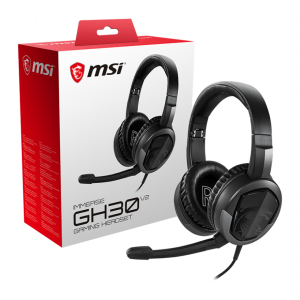 MSI 7.1 Surround Sound Stereo Gaming Headphone (Immerse GH30 V2)
